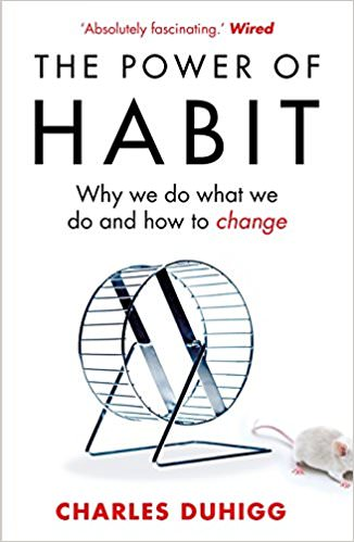 Charles Duhigg`s The Power Of Habit {Book Review}