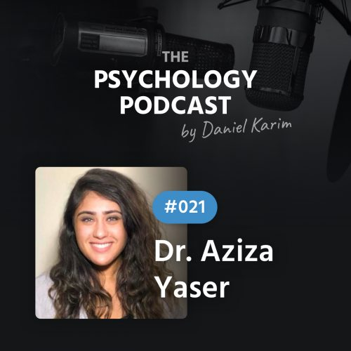 Dr. Aziza Yaser – Mental Health In The Middle East