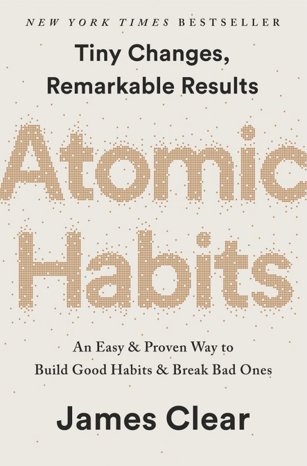 James Clear's Atomic Habits {Book Review}