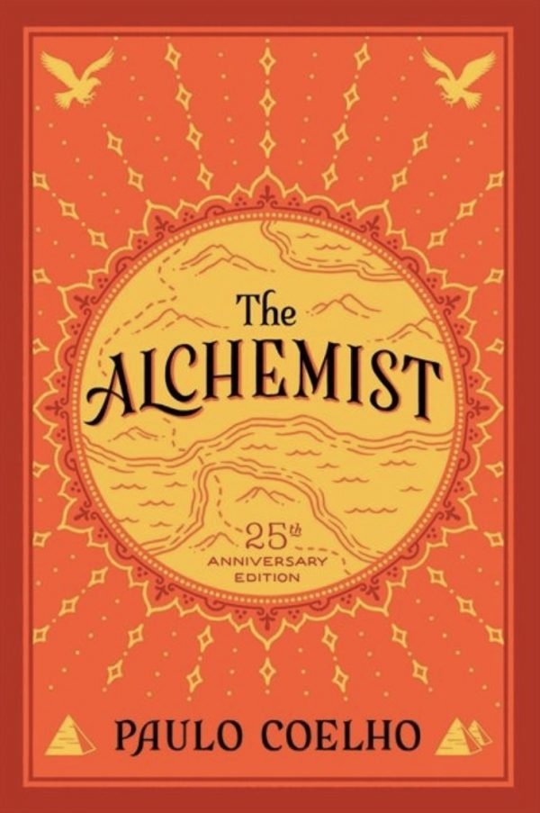 Paulo Coelho's The Alchemist {Book Review}