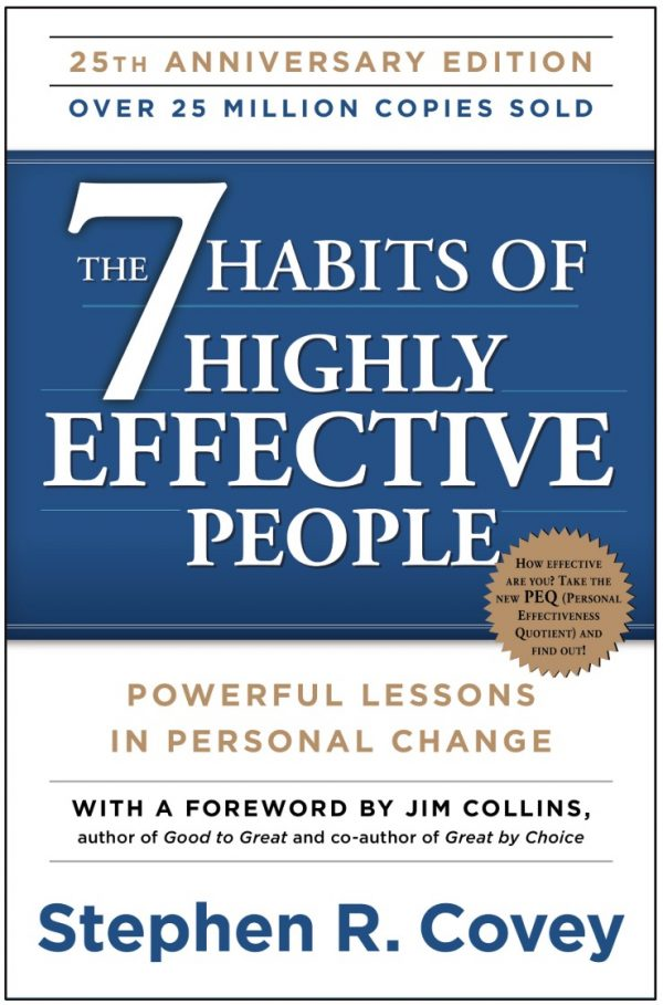 "Stephan R. Coveys ""The 7 Habits Of Highly Effective People"" {Book Review}"