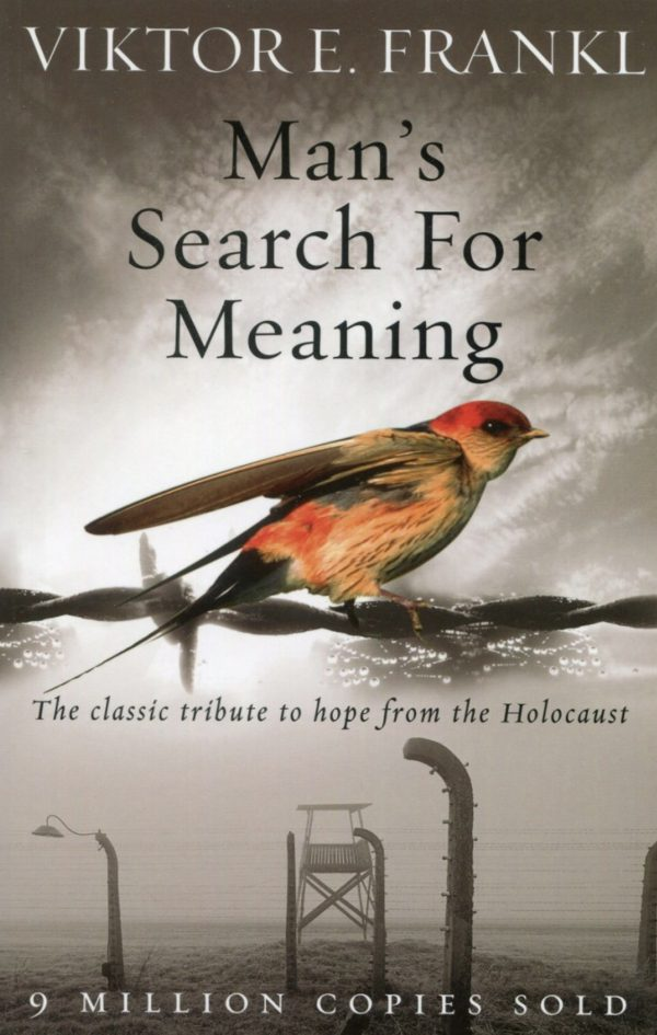 Viktor Frankl's Man's Search for Meaning {Book Review}