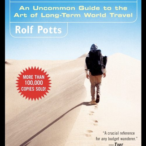 Vagabonding by Rolf Potts{Book Review}