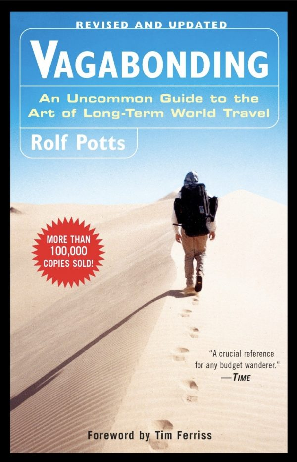 Vagabonding By Rolf Potts {Book Review}