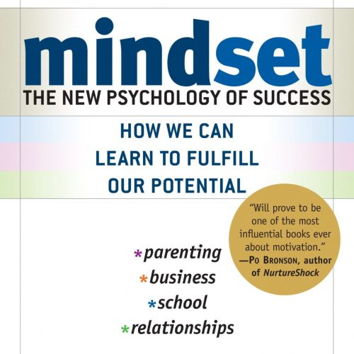 "Three Lessons I Learned From Carol Dweck's ""Mindset"" {Book Review}"