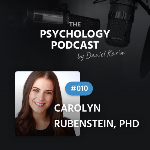 Dr. Carolyn Rubenstein – Harvard & Happiness